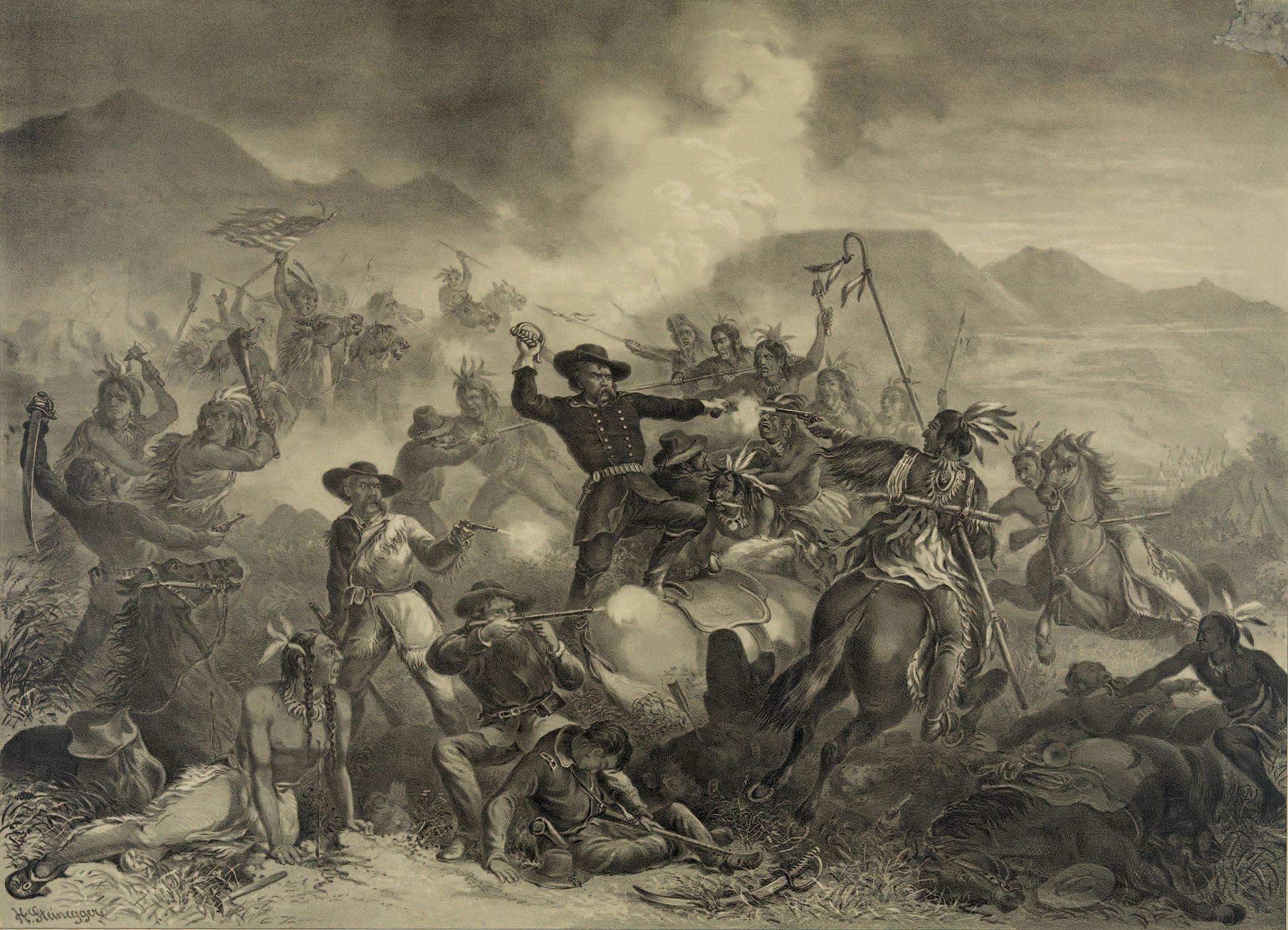 Battle of little bighorn essay