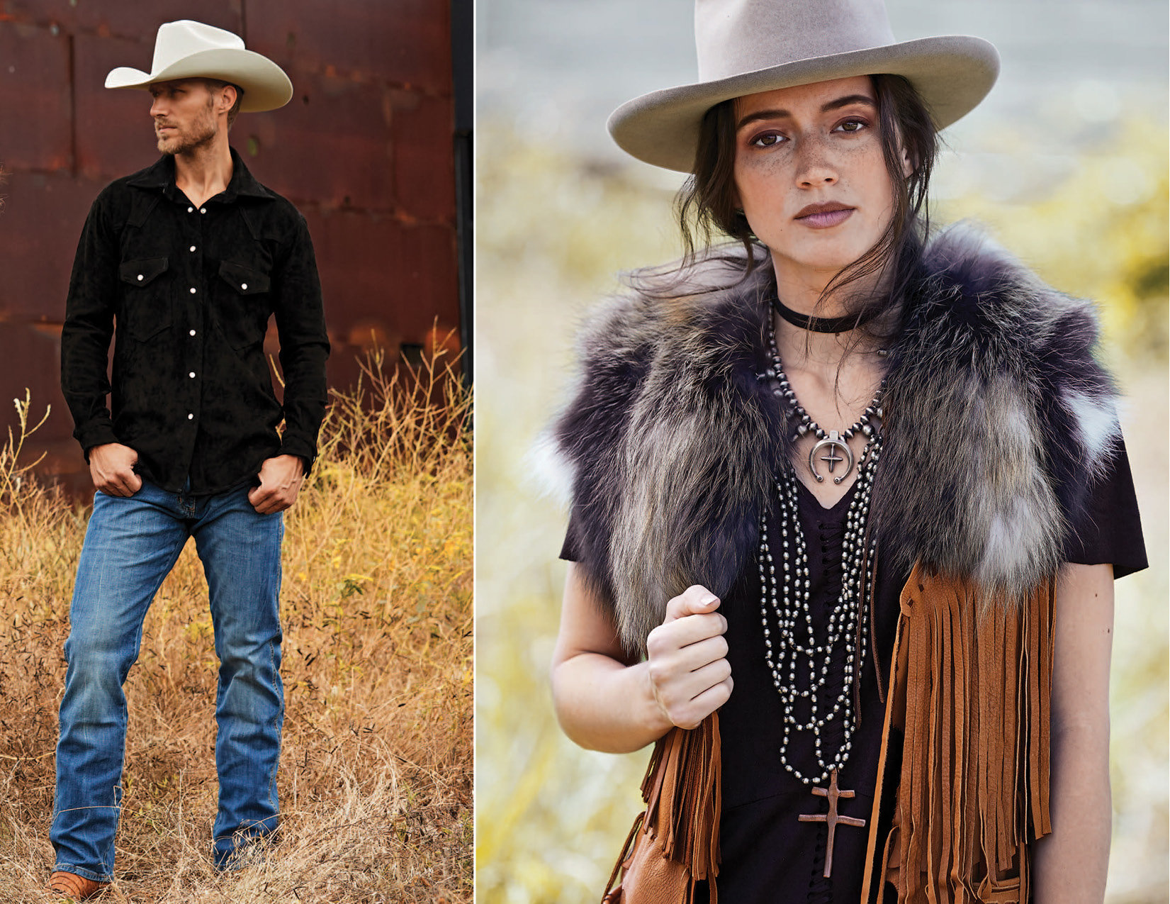 Fashion Feature Southwest Wanderlust Cowboys And