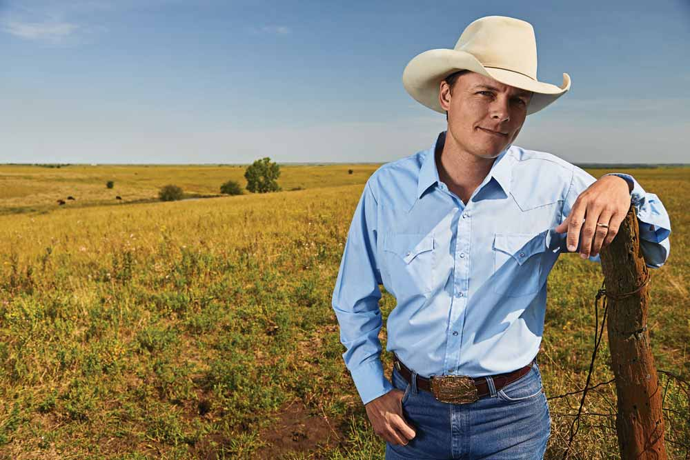 From Kansas To Wyoming With Ned Ledoux Cowboys And