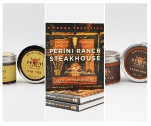 Perini Ranch Steakhouse Cowboy Cooking Collection